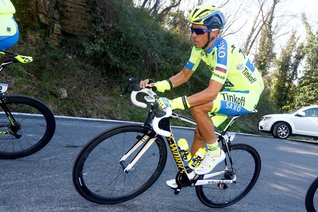 Альберто Контадор о Джиро д'Италия-2015