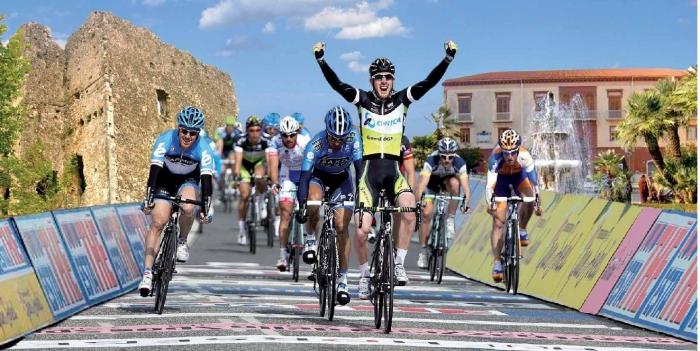 Джиро д'Италия-2015, превью этапов: 9 этап, Беневенто - Сан-Джорджо-дель-Саннио, 215 км
