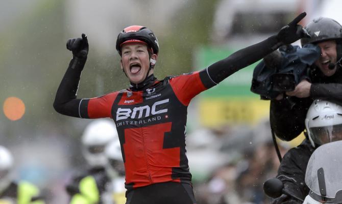 Стефан Кюнг - победитель 4 этапа Тура Романдии-2015