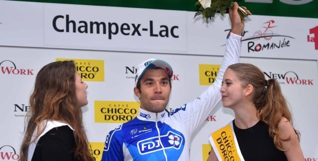 Тибо Пино - победитель 5 этапа Тура Романдии-2015