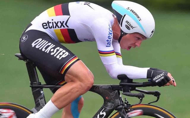 Тони Мартин - победитель 6-го этапа Тура Романдии-2015