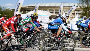 С 5 по 9 мая в столице пройдет международная многодневная велогонка «Пять колец Москвы»