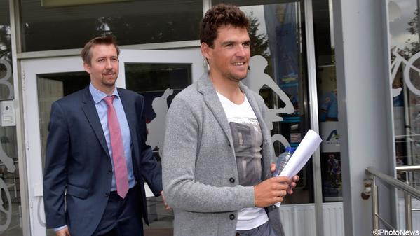 Грег Ван Авермат оправдан от обвинений в использовании допинга