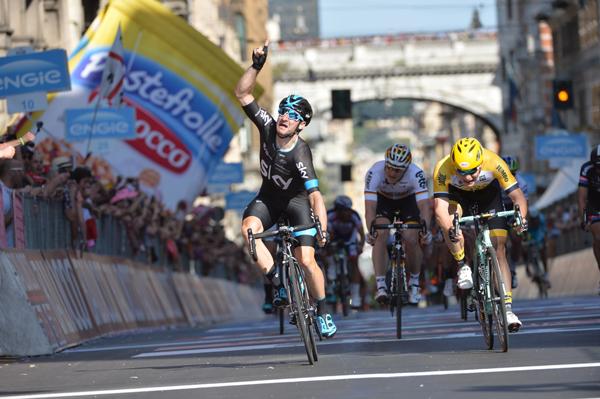 Страницы истории велоспорта: Джиро д'Италия (Giro d'Italia)-2015