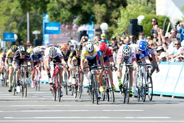 Дубль Марка Кэвендиша на Туре Калифорнии-2015