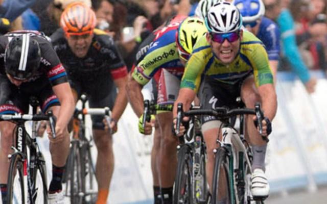 Третья победа Марка Кэвендиша на Туре Калифорнии-2015