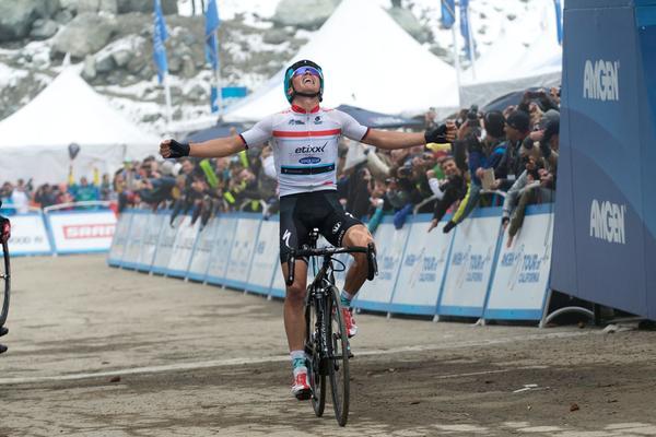 Жулиан Алафилипп – победитель королевского горного этапа Тура Калифорнии-2015