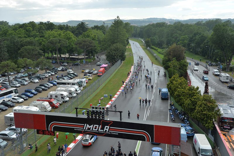 Чемпионат мира по велоспорту на шоссе-2020 пройдёт в Имоле (Италия)