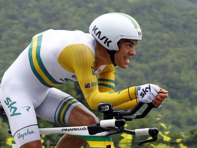 Ричи Порт может сойти с Джиро д'Италия-2015