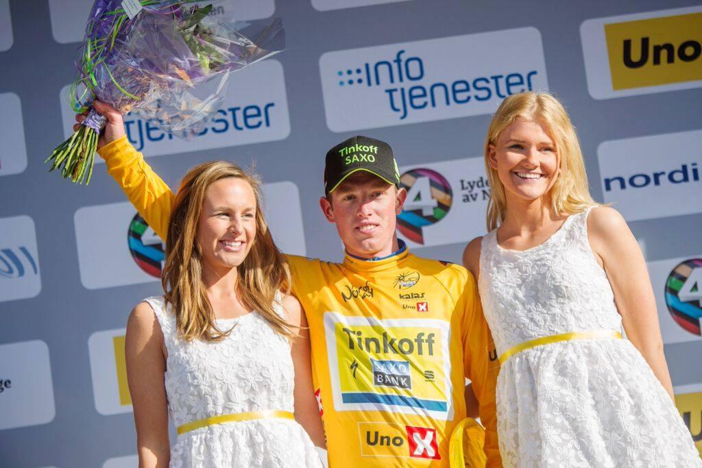 Йеспер Хансен - победитель Тура Норвегии-2015