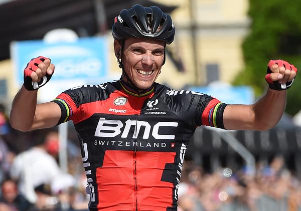 Филипп Жильбер не примет участие в Тур де Франс-2015