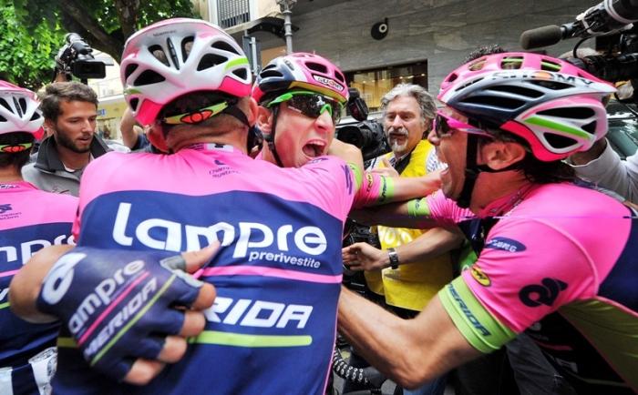 Диего Улисси: победа после 267-км одиссеи из Гроссето до Фьюджи