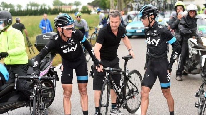 Альберто Контадор, Ричи Порт и Ригоберто Уран о 13-м этапе Джиро д'Италия-2015