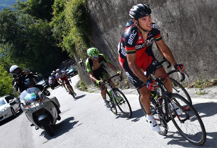 Дубль Филиппа Жильбера на Джиро д'Италия-2015