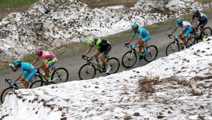 Райдер Хешедаль: «Хочу проехать Тур де Франс-2015»