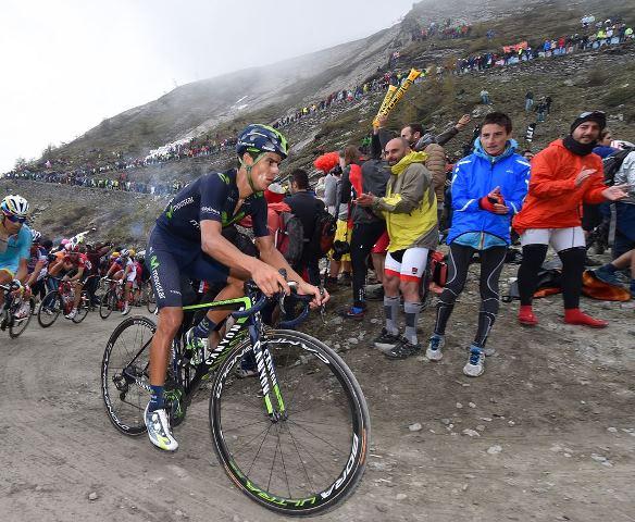 Эусебио Унсуэ и Андрей Амадор о Джиро д'Италия-2015