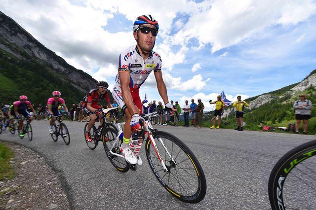 Хоаким Родригес – 5-й на королевском этапе Критериума Дофине-2015