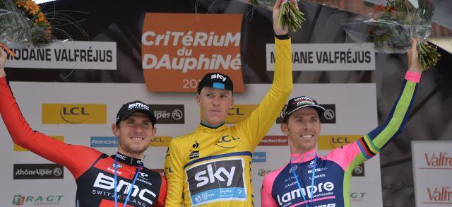 Тиджей Ван Гаредерен: «На Тур де Франс претендентов будет ещё больше»