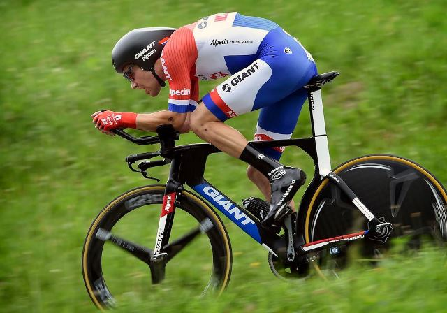Том Дюмулин побеждает на разделке в Берне на Туре Швейцарии-2015
