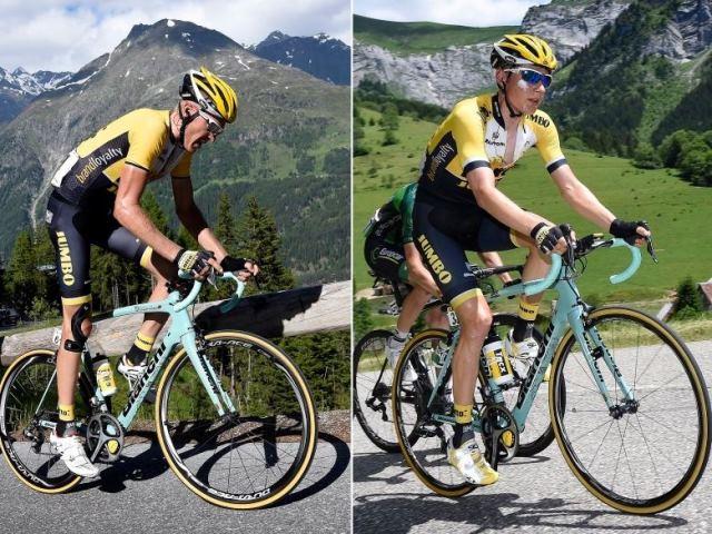 Состав команды LottoNL-Jumbo на Тур де Франс-2015