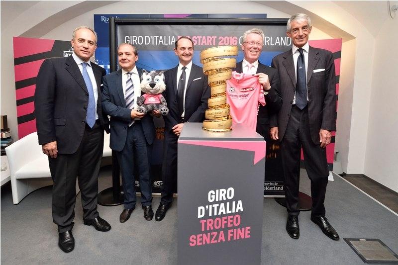 Джиро д'Италия-2016