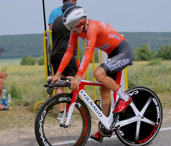 Артем Овечкин – чемпион России в раздельном старте