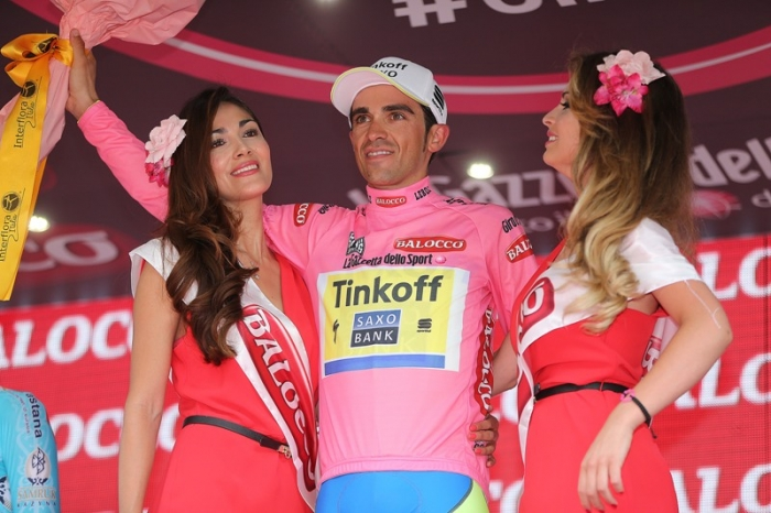"""Альберто Контадор: """"Я решил ехать Джиро д'Италия-2015, опираясь на тактику"""""""