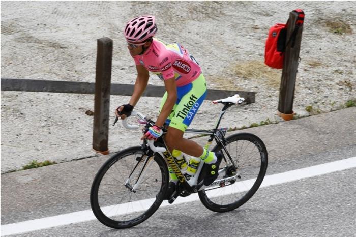 Альберто Контадор:«После «Джиро» я старался как можно больше отдохнуть»