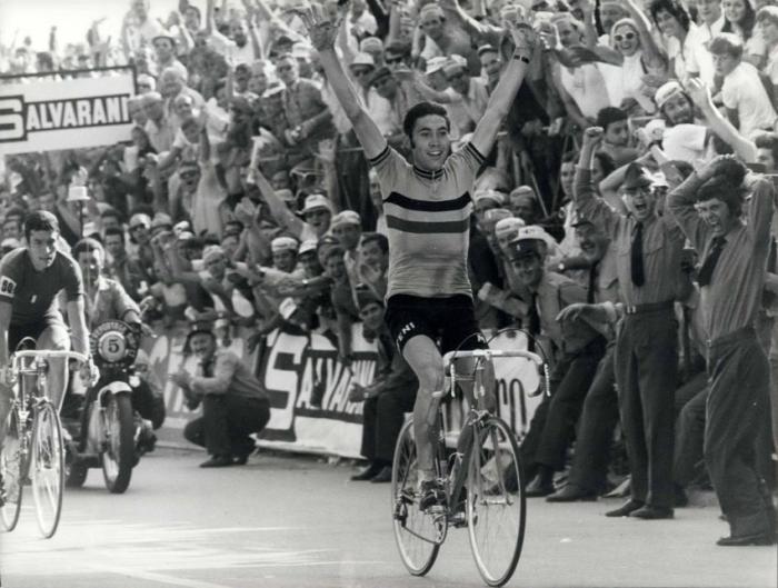Юбилей легенды велоспорта - Эдди Мерксу 70 лет
