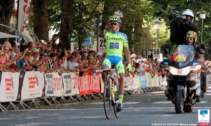 Контадор одерживает первую победу после триумфа на «Джиро д'Италия»
