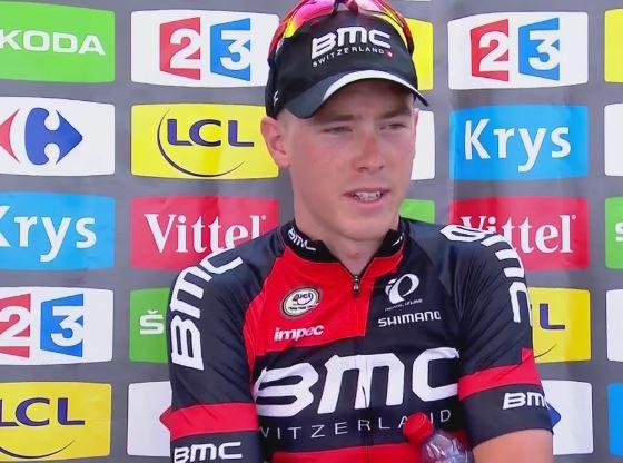 Роан Деннис - победитель 1-го этапа Тур де Франс-2015