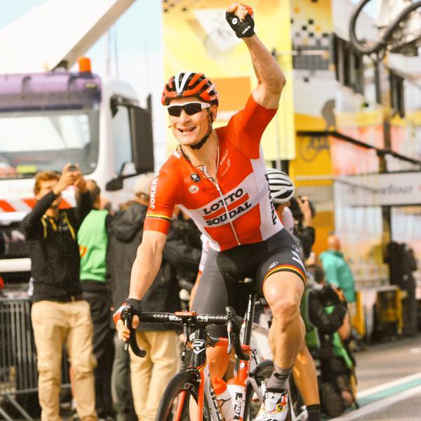 Андре Грайпель - победитель 2 этапа Тур де Франс-2015