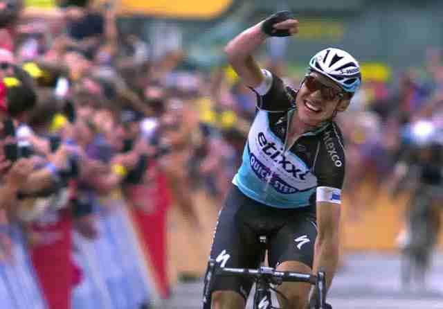 Тони Мартин – победитель 4 этапа Тур де Франс-2015