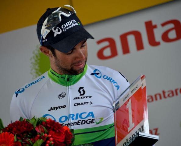 Команда Orica-GreenEDGE остается вшестером на Тур де Франс-2015