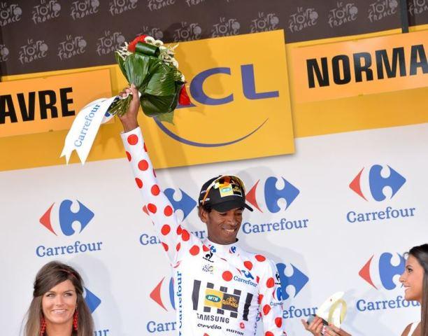 Даниэль Теклехайманот: «Гороховая майка Тур де Франс – мечта моего детства»