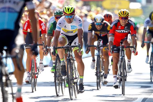 Петер Саган и Джон Дегенкольб о 6-м этапе Тур де Франс-2015