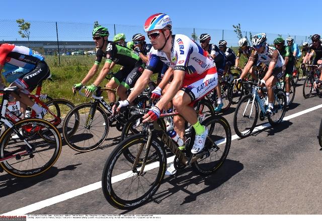 Александр Кристофф и Якопо Гварньери о 7-м этапе Тур де Франс-2015