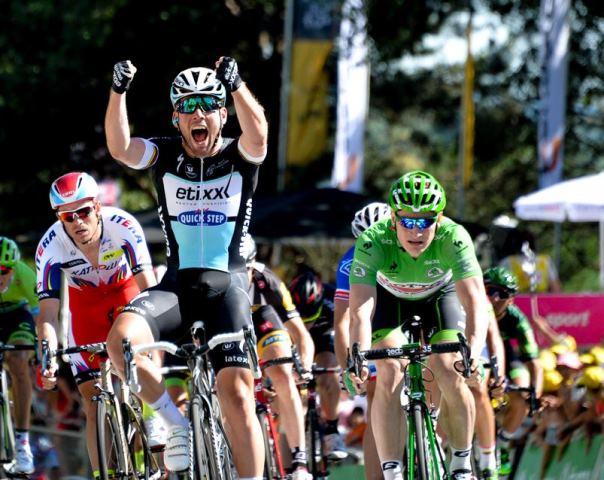 26 победа Марка Кэвендиша на этапе Тур де Франс