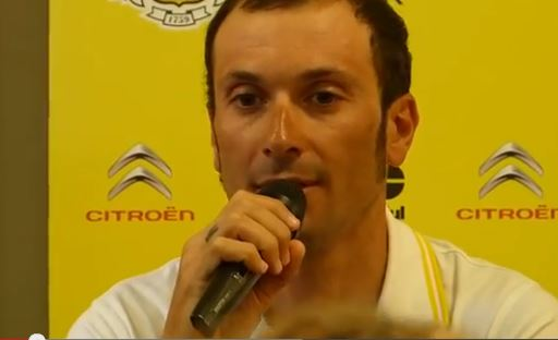 Иван Бассо (Tinkoff-Saxo) сходит с Тур де Франс-2015 из-за болезни