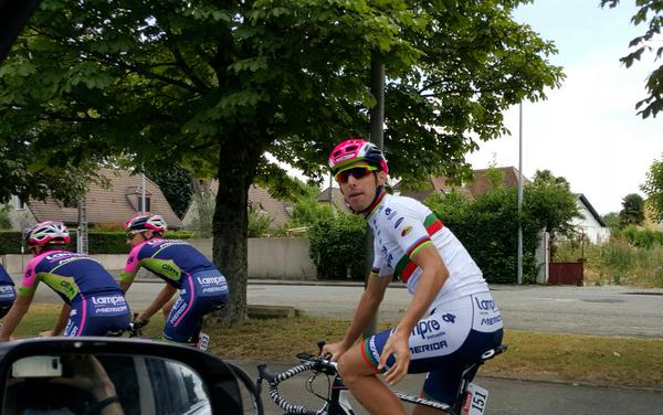 Чемпион Португалии Руй Кошта сошел с Тур де Франс-2015