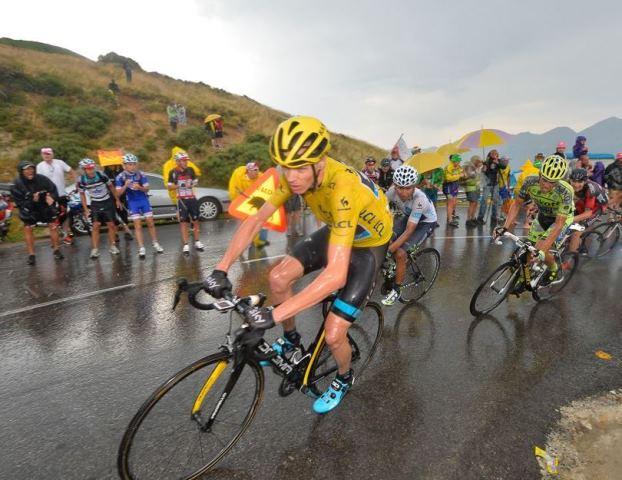 Герант Томас и Крис Фрум о 12-м этапе Тур де Франс-2015
