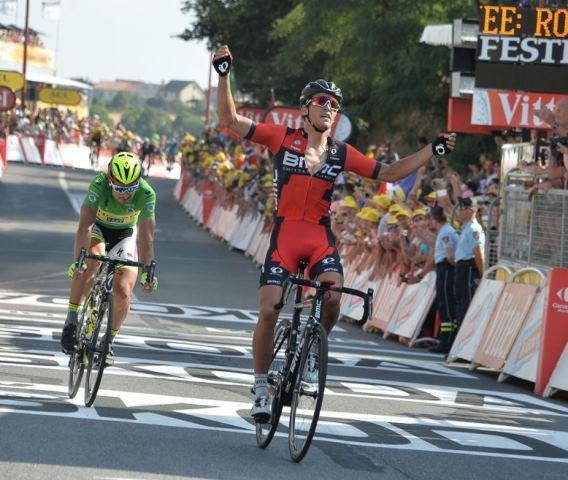Грег Ван Авермат: «Я выжил в Пиренеях, держа в голове этот этап, и достиг цели»