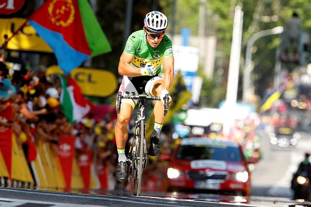 Петер Саган – второй на 16-м этапе «Тур де Франс»