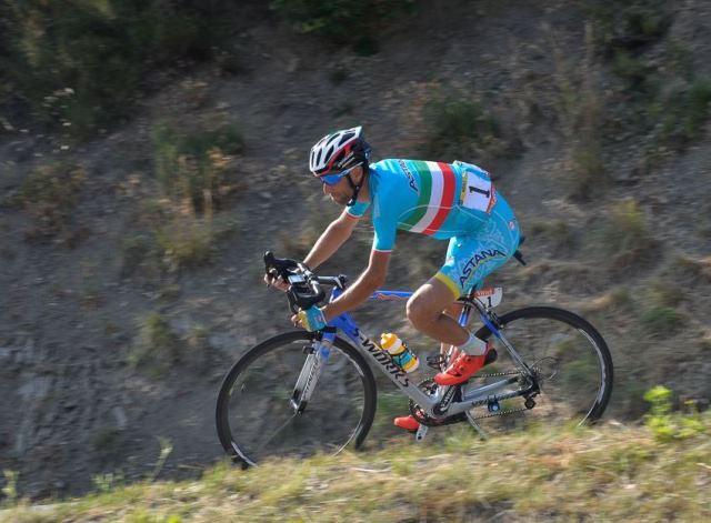 Винченцо Нибали: «Моя цель сейчас – выиграть этап на Тур де Франс-2015»