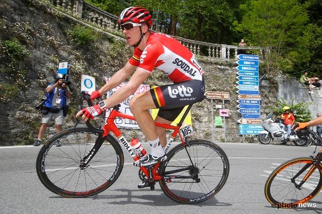 Адам Хансен продлил контракт с командой Lotto Soudal на 2 года
