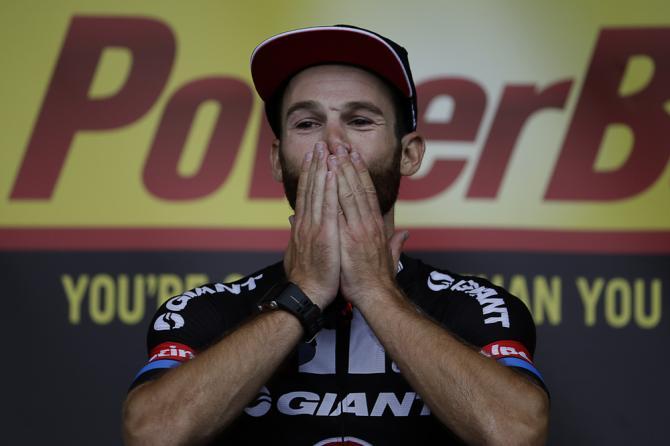 Симон Гешке покоряет наивысшую точку Тур де Франс-2015 и одерживает победу на этапе