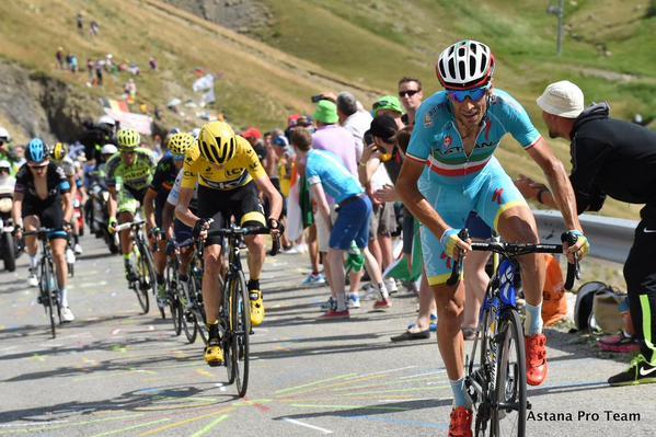 Винченцо Нибали о 17-м горном альпийском этапе Тур де Франс-2015