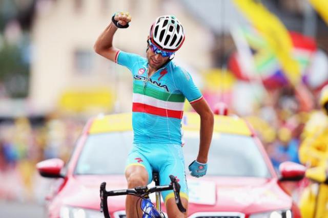 Винченцо Нибали запрещено участвовать в гонках до 14 сентября 2015