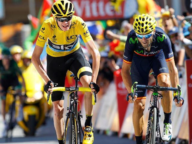Алехандро Вальверде: «За этим подиумом Тур де Франс я шёл всю мою жизнь»