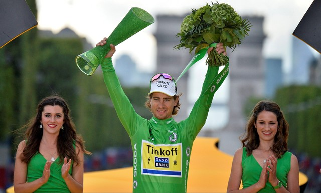 Петер Саган: « Я пытался выиграть этапы на Тур де Франс-2015, но это нелегко»